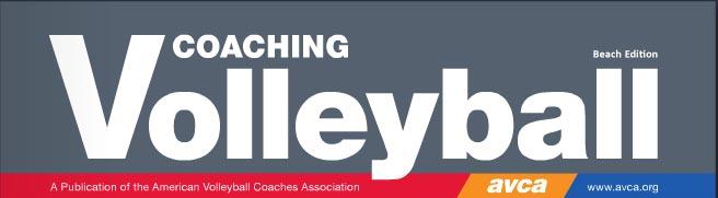 Coaching Volleyball AVCA Beach Edlition