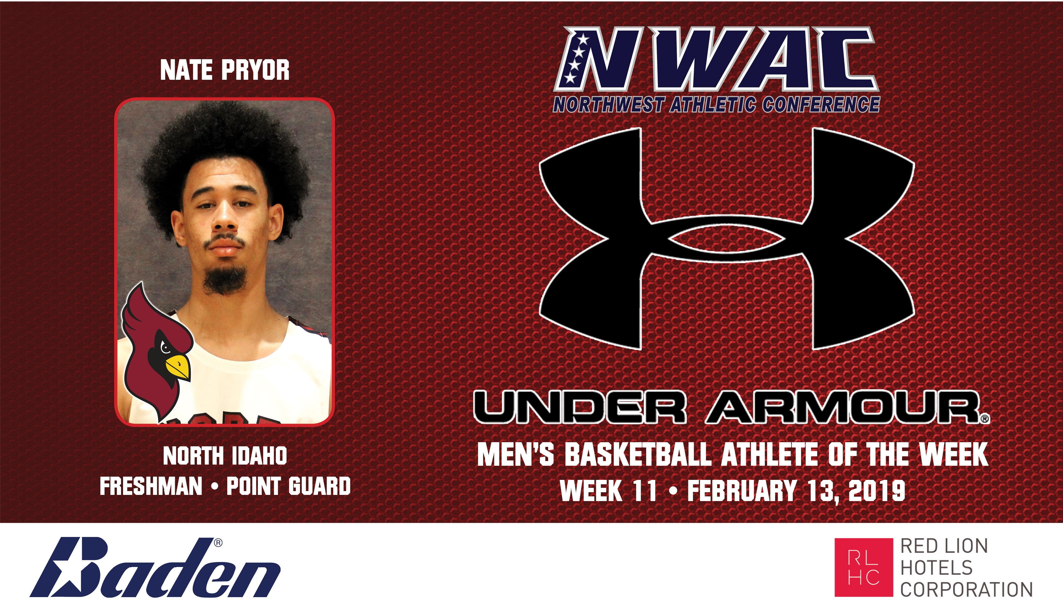 Nate Pryor Under Armour photo