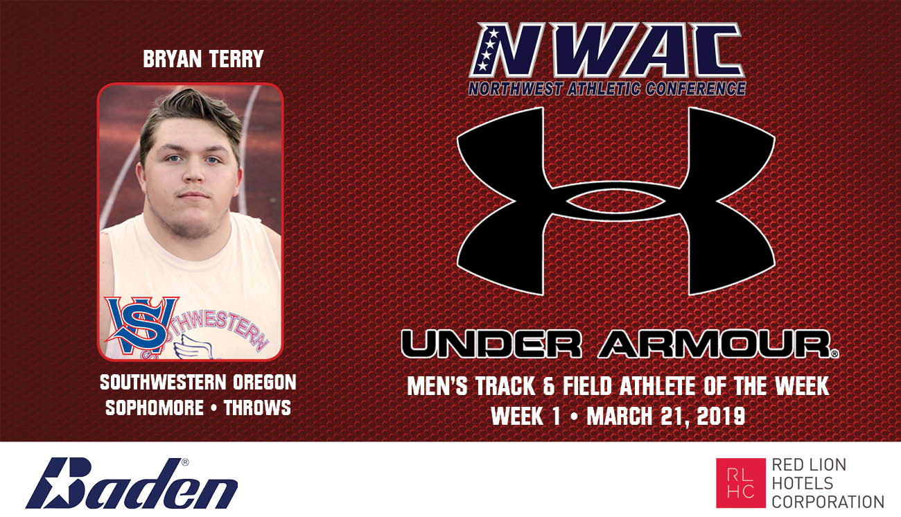 Bryan Terry Under Armour image