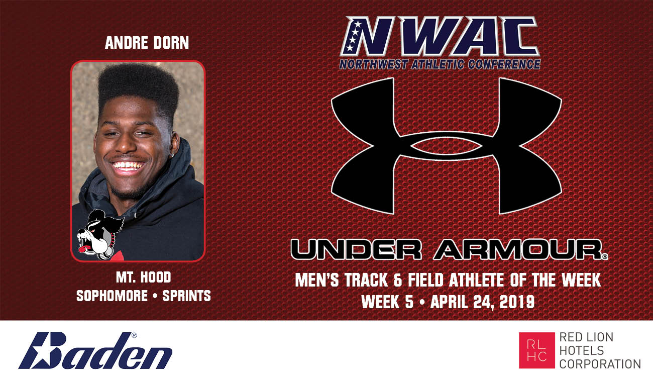 Andre Dorn Under Armour image