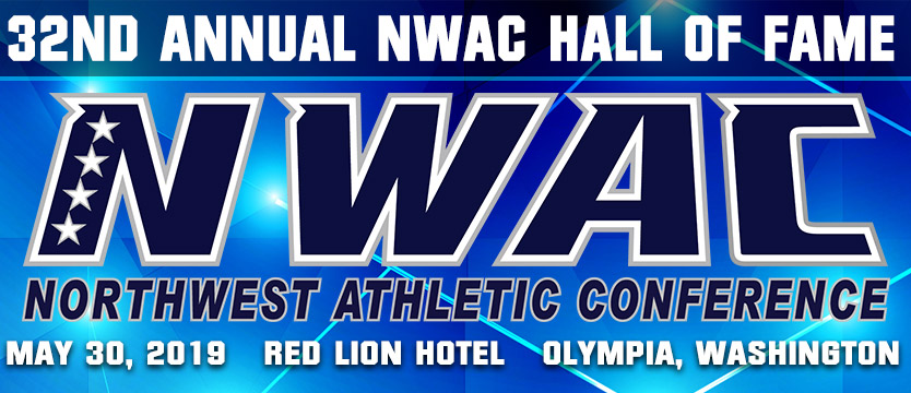 Banner: NWAC Hall of Fame - May 30,Red Lion Hotel, Olympia, WA