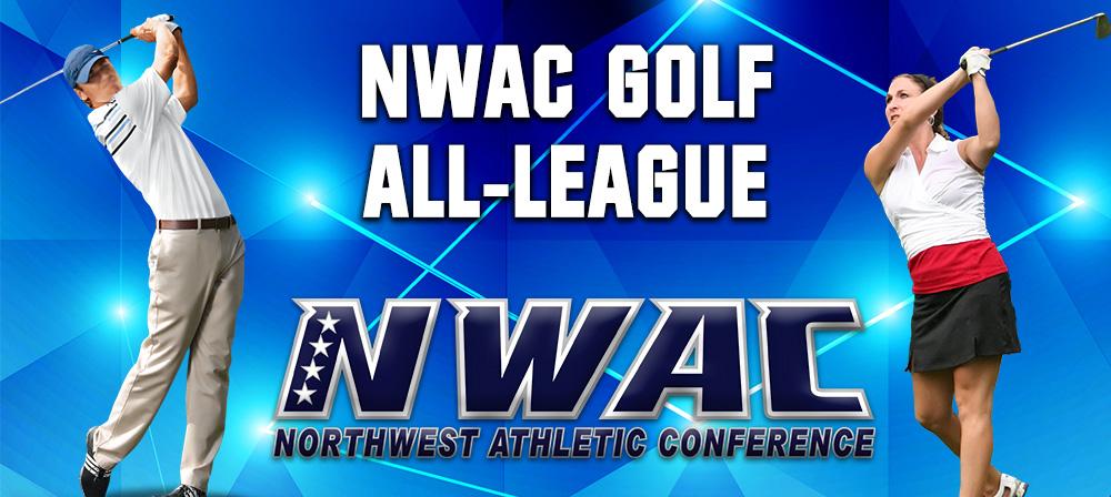 NWAC Golf  All-League Banner