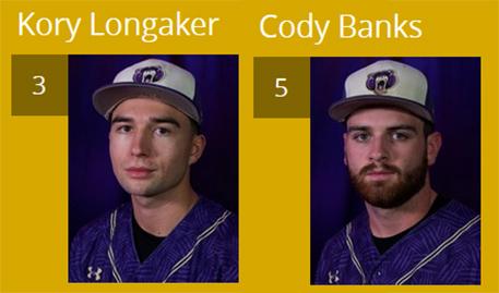 image of Kory Longaker and Cody Banks