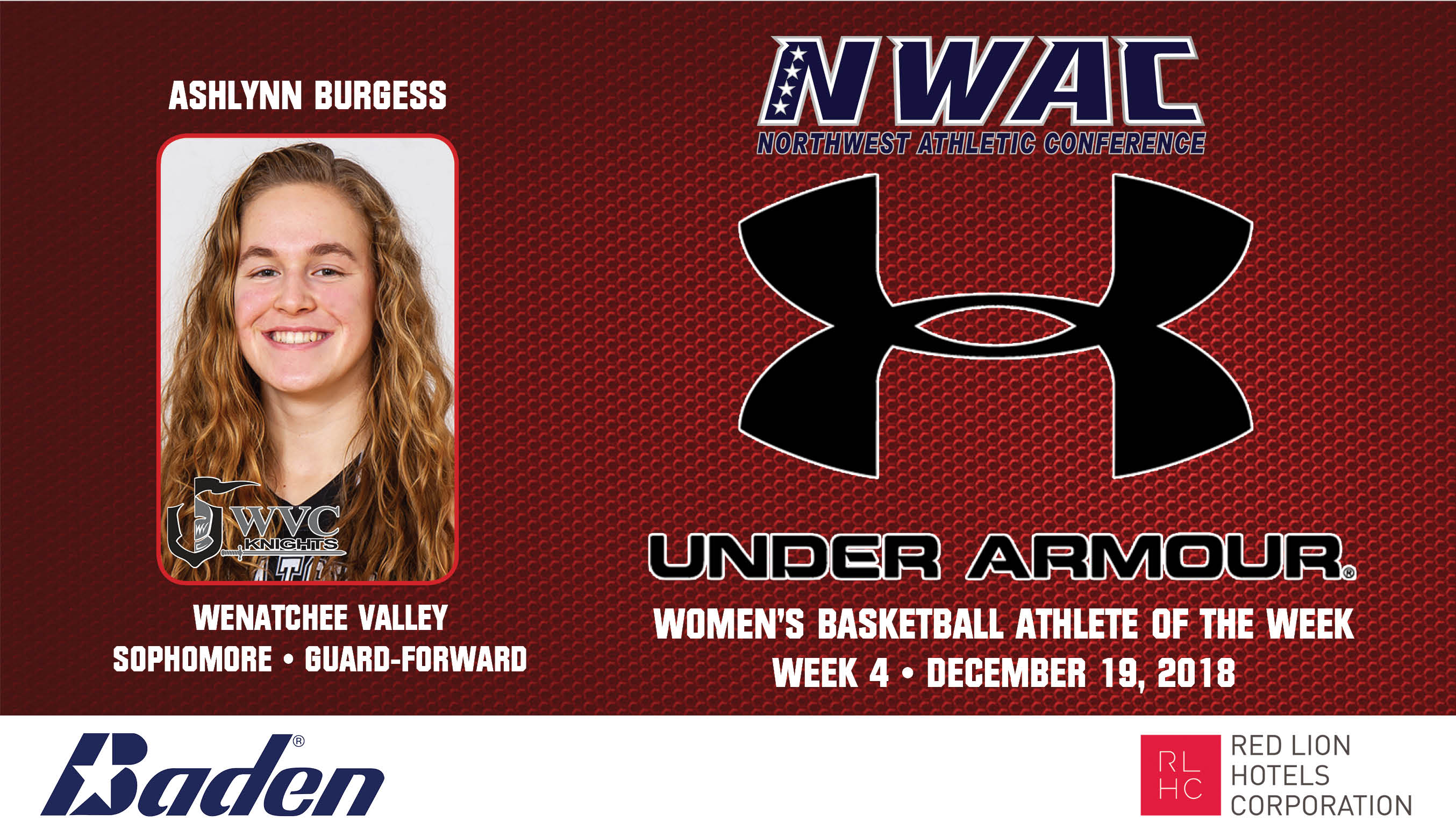 Ashlynn Burgess Under Armour photo