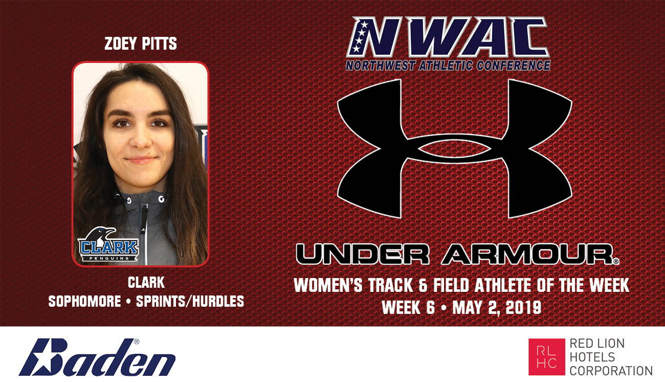 Zoey Pitts Under Armour image
