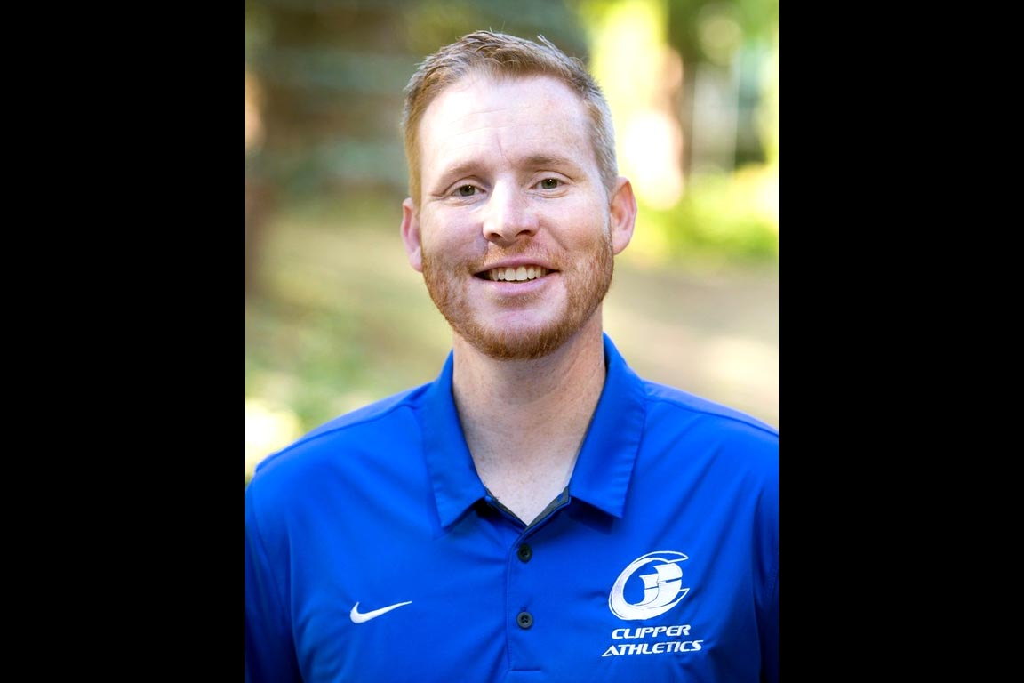 image of new SPSCC coach Andrew Green