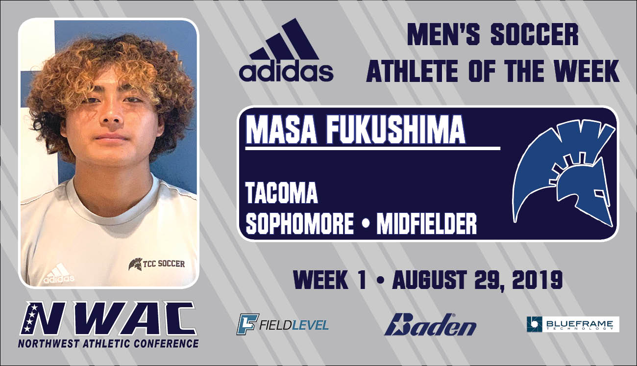 Masa Fukushima - Adidas Athlete of the Week graphic
